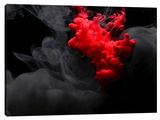 Atmosphere 16 Stretched Canvas Print by Arian Camilleri
