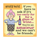 Amateurs Stampe di  Aunty Acid