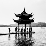 China 10MKm2 Collection - Water Pavilion Photographic Print by Philippe Hugonnard