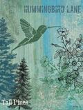 Hummingbird Lane Prints by Bee Sturgis