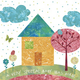 Once Upon a Time House Prints by Bee Sturgis