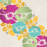 Hawaiian Floral Posters by Bee Sturgis