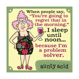 Problem Solving Prints by  Aunty Acid