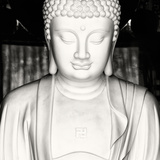 China 10MKm2 Collection - White Buddha Photographic Print by Philippe Hugonnard
