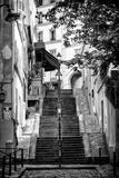 Paris Focus - Montmartre Fotografisk tryk af Philippe Hugonnard