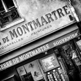 Paris Focus - Montmartre Souvenirs Photographic Print by Philippe Hugonnard