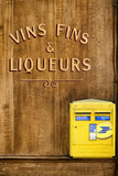 Paris Focus - French Box Letters Photographic Print by Philippe Hugonnard