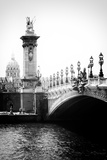 Paris Focus - Paris City Bridge Photographic Print by Philippe Hugonnard