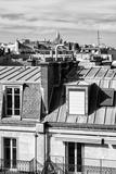 Paris Focus - Paris Roofs Papier Photo par Philippe Hugonnard