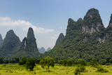China 10MKm2 Collection - Yangshuo Mountain Photographic Print by Philippe Hugonnard