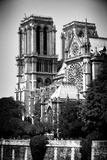 Paris Focus - Notre Dame Cathedral Photographic Print by Philippe Hugonnard