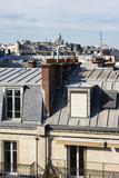 Paris Focus - Paris Roofs Photographic Print by Philippe Hugonnard