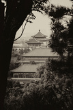 China 10MKm2 Collection - The Forbidden City - Beijing Metal Print by Philippe Hugonnard