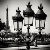 Paris Focus - Paris Je T'aime Photographic Print by Philippe Hugonnard