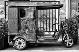 China 10MKm2 Collection - Tricycle Photographic Print by Philippe Hugonnard