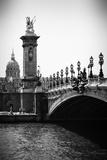 Paris Focus - Paris City Bridge Photographic Print by Philippe Hugonnard