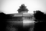 China 10MKm2 Collection - Watchtower - Forbidden City Metal Print by Philippe Hugonnard