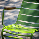 Paris Focus - Parisian Garden Chair Photographic Print by Philippe Hugonnard