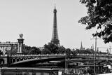 Paris Focus - Paris Bridge Photographic Print by Philippe Hugonnard