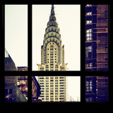 View from the Window - Chrysler Building Photographic Print by Philippe Hugonnard