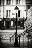 Paris Focus - Steps to Montmartre Photographic Print by Philippe Hugonnard