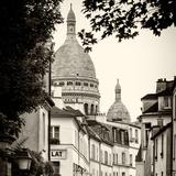 Paris Focus - Sacre-Cœur Basilica - Montmartre Photographic Print by Philippe Hugonnard