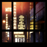 View from the Window - Broadway Photographic Print by Philippe Hugonnard