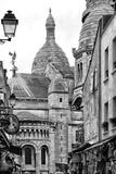 Paris Focus - Sacre-Cœur Basilica Fotodruck von Philippe Hugonnard
