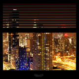 View from the Window - Manhattan Photographic Print by Philippe Hugonnard