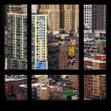 View from the Window - Hell's Kitchen - NYC Photographic Print by Philippe Hugonnard