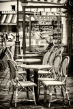 Paris Focus - Brasserie Montmartre Photographic Print by Philippe Hugonnard