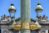 Paris Focus - Parisian Lamppost Photographic Print by Philippe Hugonnard