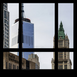 View from the Window - 1 WTC Photographic Print by Philippe Hugonnard