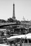 Paris Focus - Barge Ride Photographic Print by Philippe Hugonnard