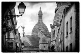 Paris Focus - Sacre-Cœur Basilica Photographic Print by Philippe Hugonnard