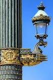 Paris Focus - Lamps Photographic Print by Philippe Hugonnard