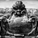 Paris Focus - Pont Alexandre III Photographic Print by Philippe Hugonnard