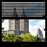 View from the Window - San Remo Building - Central Park Photographic Print by Philippe Hugonnard