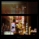 View from the Window - Broadway Theaters Photographic Print by Philippe Hugonnard