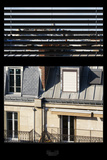 Paris Focus - Paris Window View Photographic Print by Philippe Hugonnard