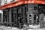 Paris Focus - Parisian Bar Photographic Print by Philippe Hugonnard