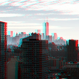 After Twitch NYC - 1WTC Photographic Print by Philippe Hugonnard