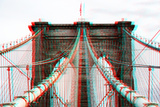 After Twitch NYC - Brooklyn Bridge Photographic Print by Philippe Hugonnard