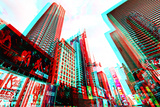 After Twitch NYC - Manhattan Colors Photographic Print by Philippe Hugonnard