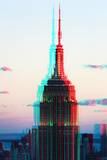 After Twitch NYC - Top of the Empire State Building Photographic Print by Philippe Hugonnard