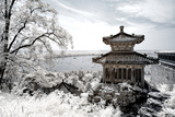 China 10MKm2 Collection - Another Look - Summer Palace Metal Print by Philippe Hugonnard