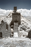 China 10MKm2 Collection - Another Look - Great Wall of China Metal Print by Philippe Hugonnard