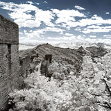 China 10MKm2 Collection - Another Look - Great Wall of China Fotoprint van Philippe Hugonnard