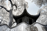 China 10MKm2 Collection - Another Look - Temple Metal Print by Philippe Hugonnard