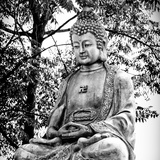 China 10MKm2 Collection - Buddha Photographic Print by Philippe Hugonnard